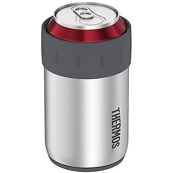 Thermos 12 oz. eristetyt RST juoma voi Insulator - hopea/harmaa