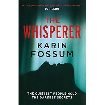 The Whisperer by Karin Fossum - 9781784709396 Book