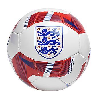 Team Crest Football Sport Machine Stitched Graphic Design England Team Crest