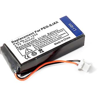 Sony Clie Battery for SJ series PEG-SJ20 SJ30 LIS1259 LIS1296 175630411 175630414