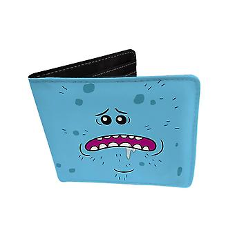Rick and Morty Mr. Meeseeks Vinyl Bi-Fold Wallet