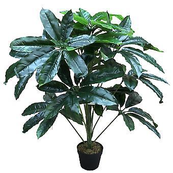 90cm denaro artificiale pianta denaro albero