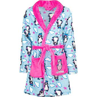 Hatchimals girls robe gown bathrobe hat2203brb