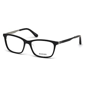 Guess GU2630 001 Shiny Black Glasses
