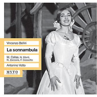 Bellini / Callas / Monti / Zaccaria / Cossotto - Sonnambula [CD] USA import