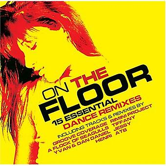 On The Floor [CD] USA import