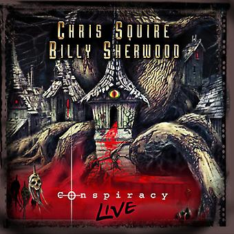 Conspiracy Live [CD] USA import