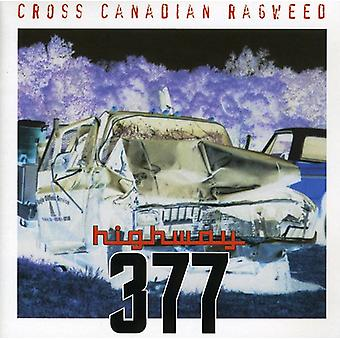 Cross Canadian Ragweed - Highway 377 [CD] USA import