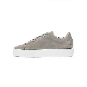 Nubikk Grey Nubuck Jagger Aspen Sneaker