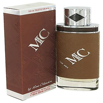 MC Mimo Chkoudra by Mimo Chkoudra Eau De Toilette Spray 3.3 oz / 100 ml (Men)