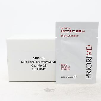 Priori Md Clinical Recovery Serum Pack Of 25  / New