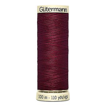 Gutermann Sew-all 100% Polyester Thread 100m Hand and Machine Colour Code  - 368