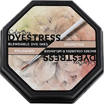 Clearsnap Colorbox Dyestress Blendable Dye Ink Full Size Palomino