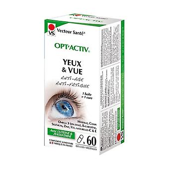 Opt'activ eyes & sight 60 capsules