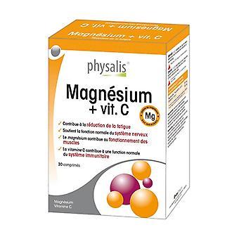Magnesium + elämää. VS 30 tablettia