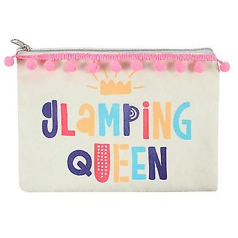 Something Different Glamping Queen Make Up Bag