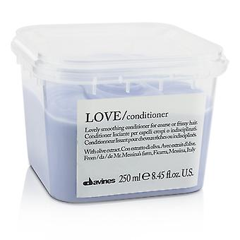 Love conditioner (mooie smoothing conditioner voor grof of kroeshaar) 184151 250ml/8.45oz
