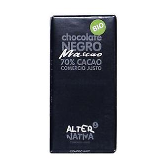 Suklaa 70% Kaakao Mascao Bio 80 g