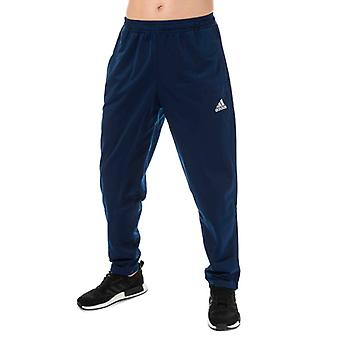 Men's adidas Condivo 18 Tracksuit Bottoms in Blue