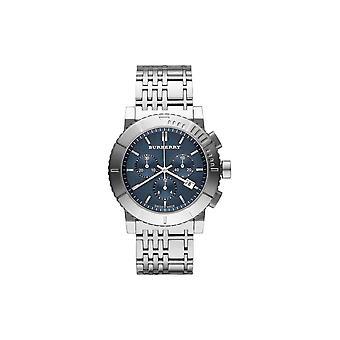 Burberry BU2308 Swiss Chronograph Stainless Steel Bracelet Mens Watch