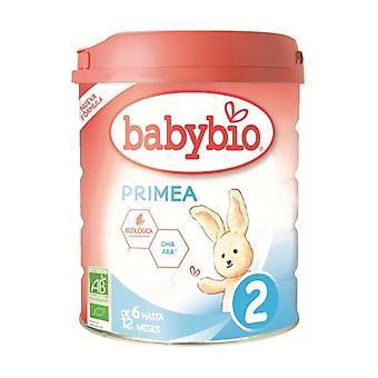 Milk Primea 2 Bio 6m + Ei mitään