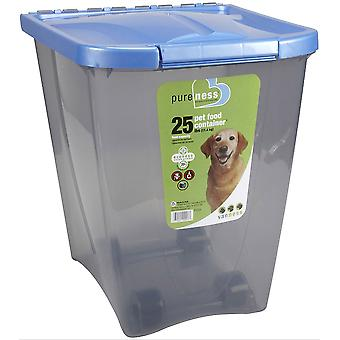 Van Ness Pet Food Container - 25lb