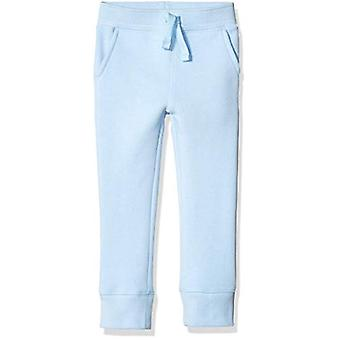 Essentials Boy's Fleece Jogger, Light Blue, X-Small