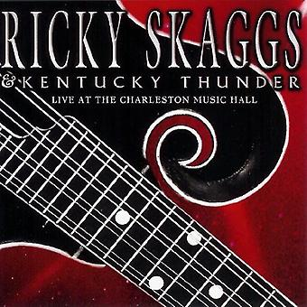 Ricky Skaggs - Live at the Charleston Music Hall [CD] USA import