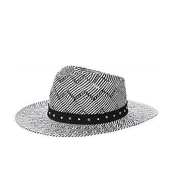 Ferruccio Vecchi Bogart Woven Straw Hat