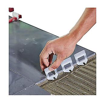 Tile Leveling System Clips and Spacers