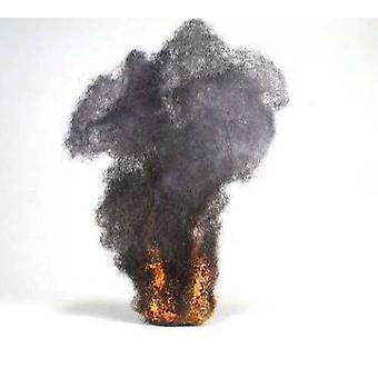 Explosion, Smoke Effect Cotton For Diy Miniature Model