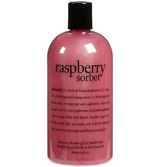 Philosophy Raspberry Sorbet Shower Gel 16 oz / 480ml