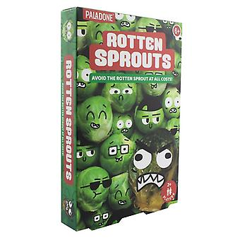 Rotten Sprouts Fun Family Card Game Contiene 50 cartas e instrucciones