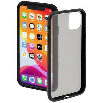 Hama Invisible Cover Apple iPhone 11 Negro, Transparente