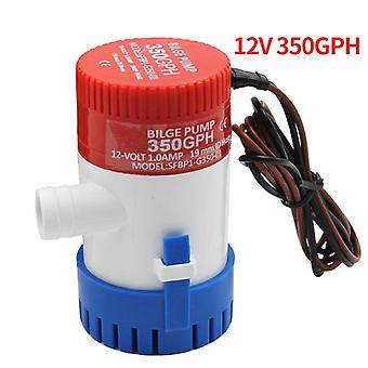 Dc 12v/24v Submersible Bilge Pump