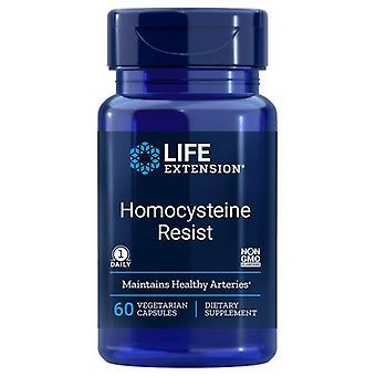 Lebensverlängerung Homocystein Resist, 60 Veg Caps