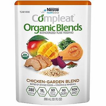 Nestle Healthcare Nutrition Oral Supplement / Tube Feeding Formula Chicken-Garden 10.1 oz, 1 Each