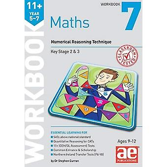 11 Maths Year 57 Workbook 7 by Curran & Dr Stephen C
