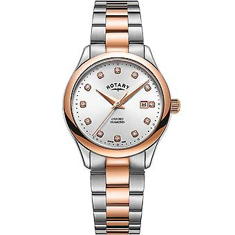 Ladies Watch Rotary LB05094/70/D, Quartz, 32mm, 5ATM