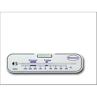 Brannan Fridge & Freezer Thermometer Horizontal 22/483