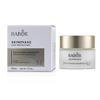 Skinovage [منع السن] كريم الترطيب الغنية 5.2 للبشرة الجافة 232009 50ml/1.7oz