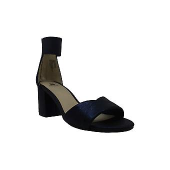 Cliffs by White Mountain Womens ever Fabric Peep Toe Casual Ankle Strap Sandals