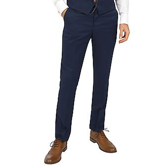 Pantalon bleu Royal Marc Darcy Max