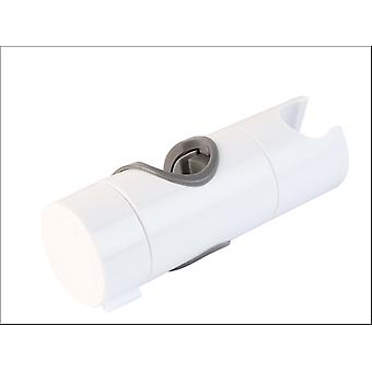 Croydex Universal Riser Rail Slider White AM710122