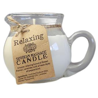Massage Candle - Relaxing X 1
