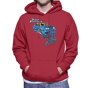 Fast and Furious Tokyo Drift Dragon Men-apos;s Sweatshirt à capuchon