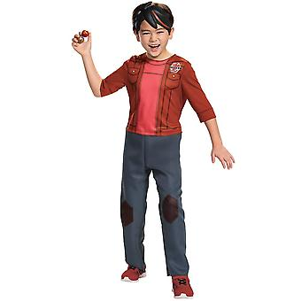 Boys Dan Kuozo Costume - Bakugan