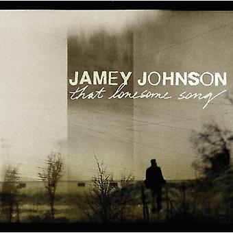 Jamey Johnson - That Lonesome Song [CD] USA import
