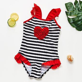 Traje de baño para niñas, traje de baño de ropa de playa