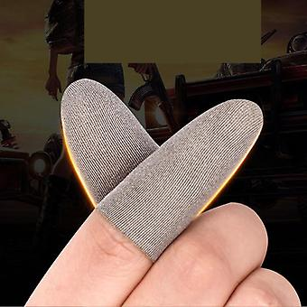 Iphone Ipad Android Touch Sensitive Sweatproof Rutschfingerspitzen für Pubg